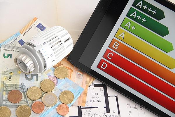 Übersicht Energieeffizienzklasse