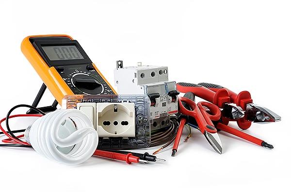 Bestandteile von Elektroinstallationen