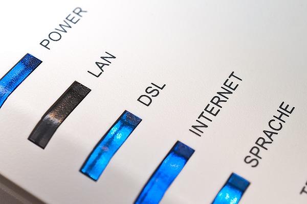 Netzwerkgerät von Rümenap